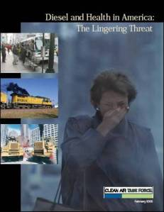Diesel and Health in America: The Lingering Threat - Clean Air Task Force